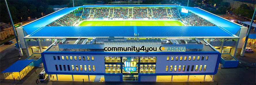 community4you ARENA | 2016 - 2018 | Naming Right: die Paradedisziplin im Sponsoring